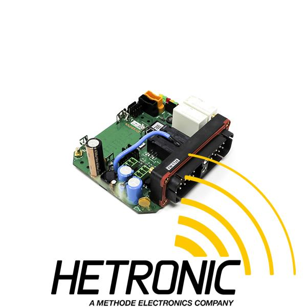 Decoder RX ES CAN HL<br/>30 Pole Connection<br/>H-Link Configurable