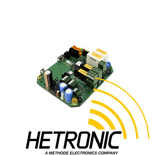 Decoder RX ES CAN HL Version 2<br/>Plug Connection<br/>H-Link Configurable