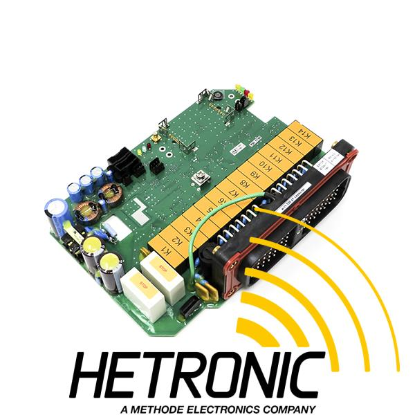 Decoder RX14-HL<br/>70 Pole Connection<br/>H-Link Configurable