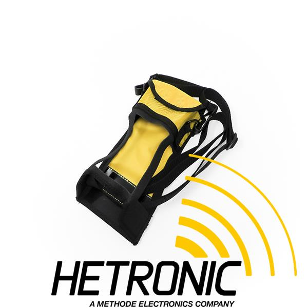 Holster ERGO Yellow with Belt<br/>Reinforced Edge for Stop & Key Switch