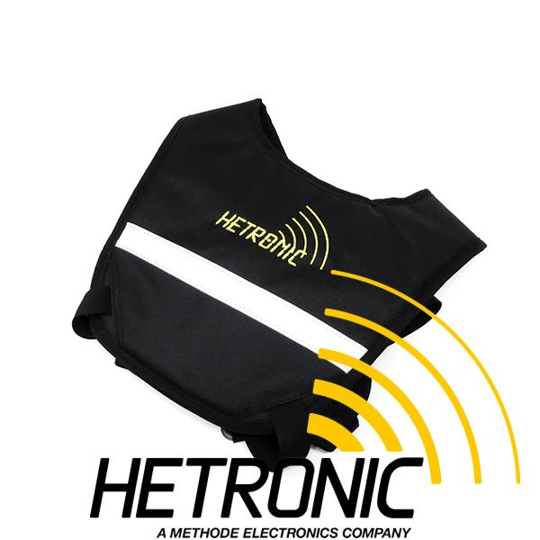 Shoulder Belt NOVA-XXL/Pocket<br/>HETRONIC Logo & Reflector