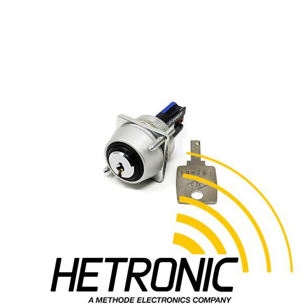 Key Switch 0-R - 1xKey ED9001<br/>ø22mm/0-R Pull Off/Twist Protection