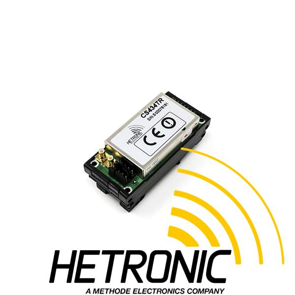 Synthesizer Transceiver CS434TRR-1 20mW - Receiver <br/>With Frame<br/>With Internal Feedback Function