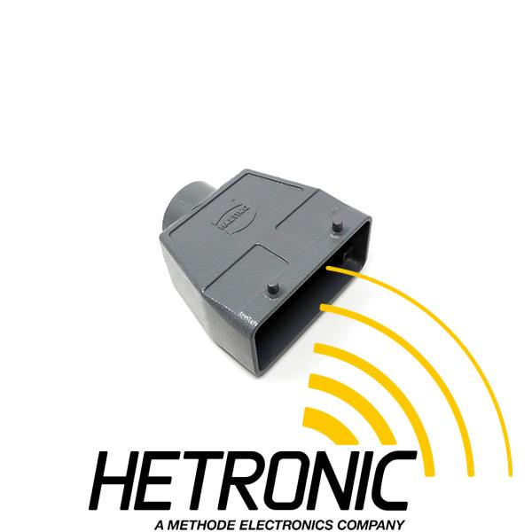 Hood Harting 1 x 32pol.<br/>4 x Bolts<br/>Straight Entry PG29<br/>