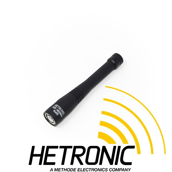 Antenna Miniflex Hetronic 420-480MHz <br/>TNC Plug - Length=103mm