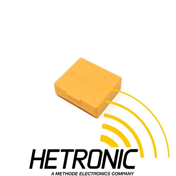 HETRONIC Battery Case<br/>3xAA Battery Yellow<br/><br/>