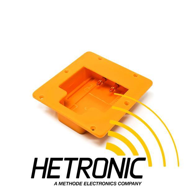 Insert Battery MINI Unit Yellow<br/>Use: Bottom HSG GL/GR/EURO 3V