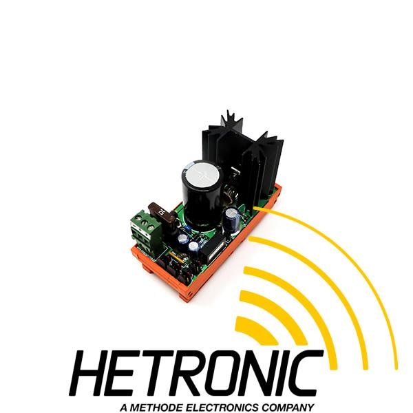 Power Pack DCNT 12-24V<br/>Input: 12-24VDC<br/>Output: 4 x 12VDC<br/>